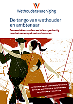 omslag de tango van wethouder en ambtenaar