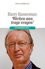 omslag harry kunneman werken aan trage vragen