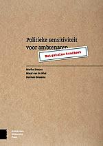 omslag politieke sensitiviteit het geheime handboek