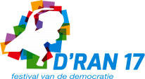 dran logo festival democratie