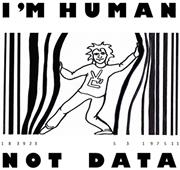 i m human not data 2