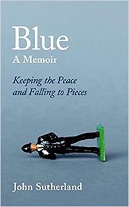 omslag blue a memoir john sutherland