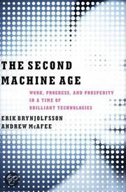 omslag the second machine age