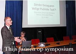thijs jansen veilige publieke taak symposium middelburg december 2013