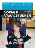 omslag sociale vraagstukken no 1 maart 2013