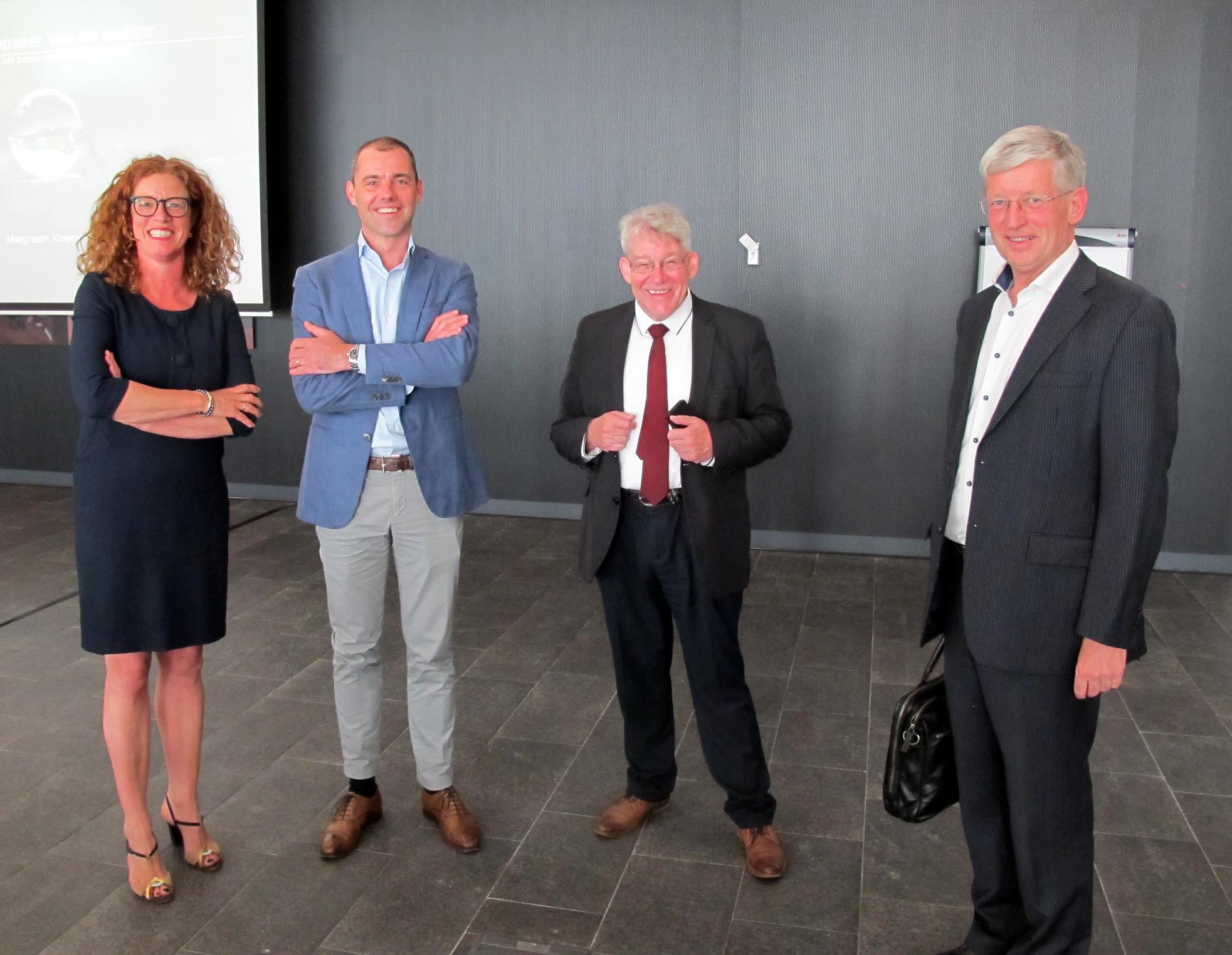 Verslag symposium 'De beroepseer van de auditor'