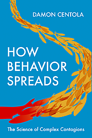 omslag boek how behavior spreads