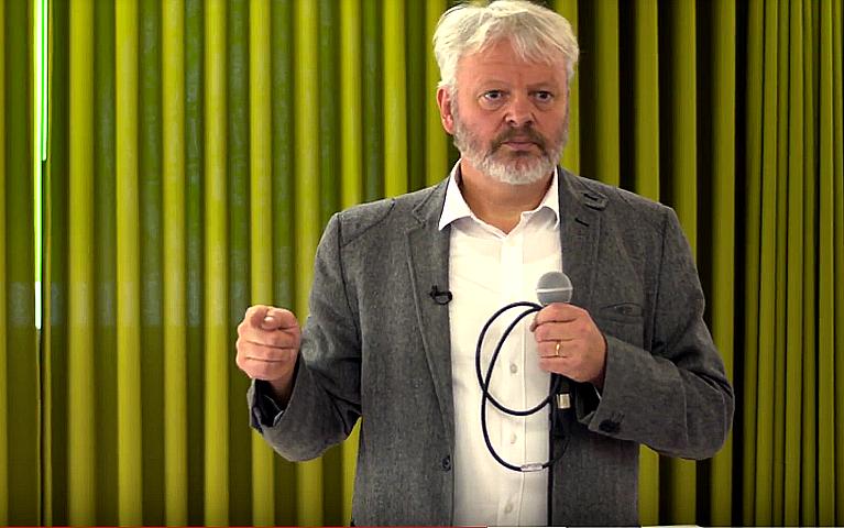 Geert Kelchtermans over professioneel leraarschap