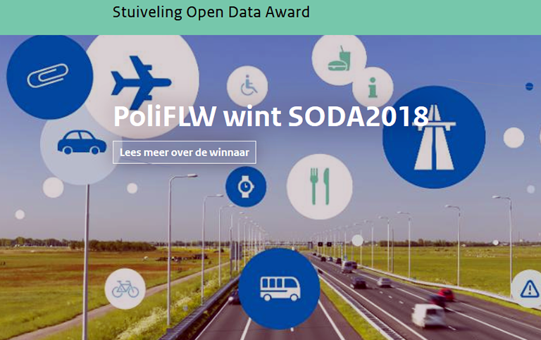 Stuiveling Open Data Award 2018