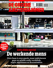 De werkende mens, De Groene Amsterdammer, 31 oktober 2018