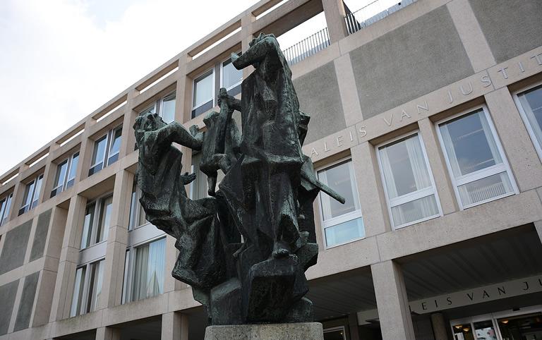 Paleis van Justitie van Arnhem