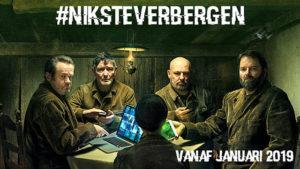 Affiche De verleiders Niks te verbergen