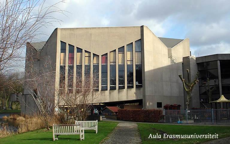 Aula Erasmusuniversiteit
