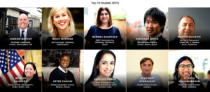Finalisten Global Teacher Prize 2019