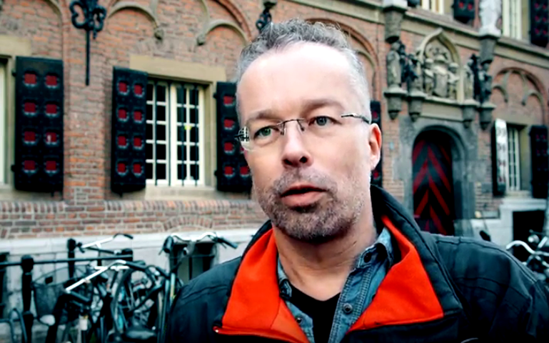 Norbert Wijnhofen verkozen tot Sociaal werker van het jaar 2019