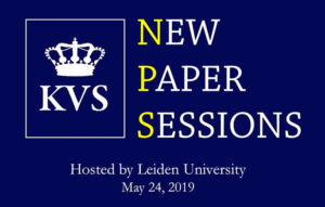 New Paper Sessions for economists bijeenkomst