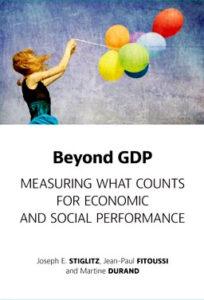 Omslag Beyond GDP
