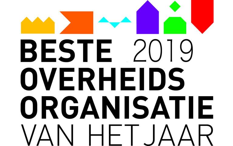 Logo Verkiezing Beste Overheidsorganisatie van het jaar