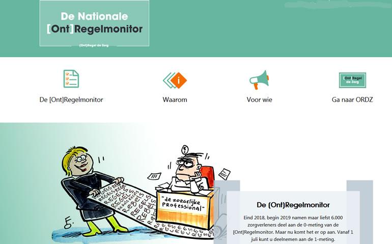 Nationale Ontregelmonitor