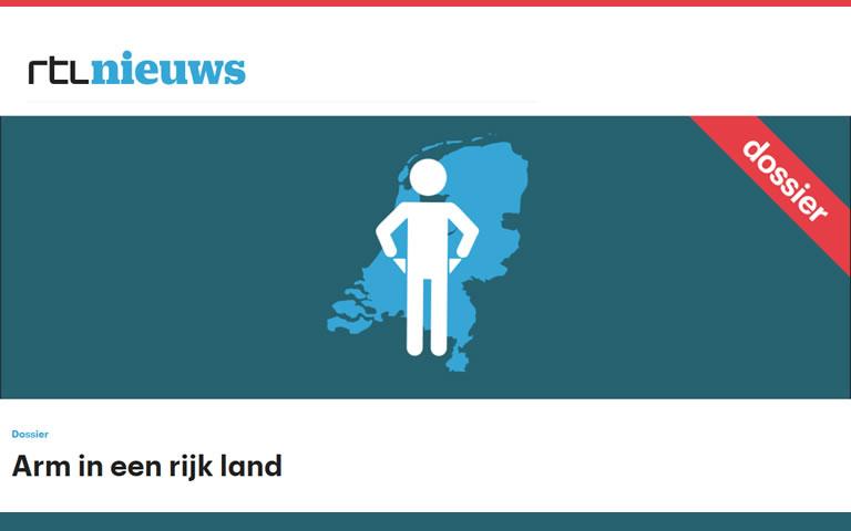 Dossier RTL Nieuws Arm in een rijk land