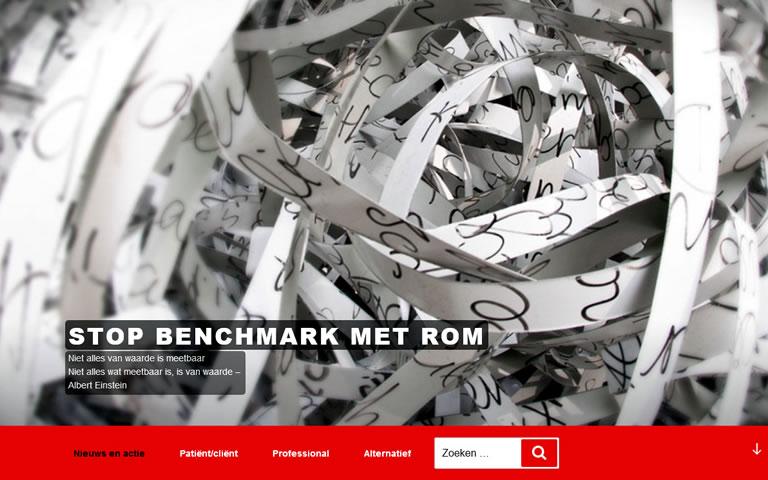 Comité Stop Benchmark met ROM