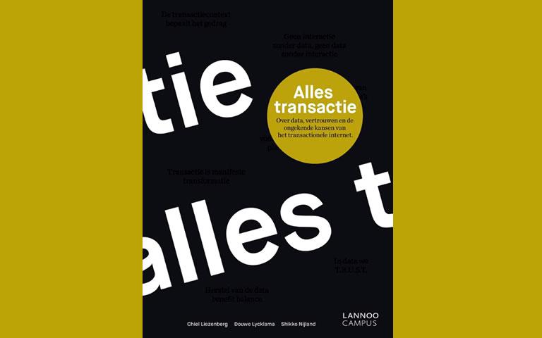 omslag boek Alles transactie Managementboek van het jaar 2019