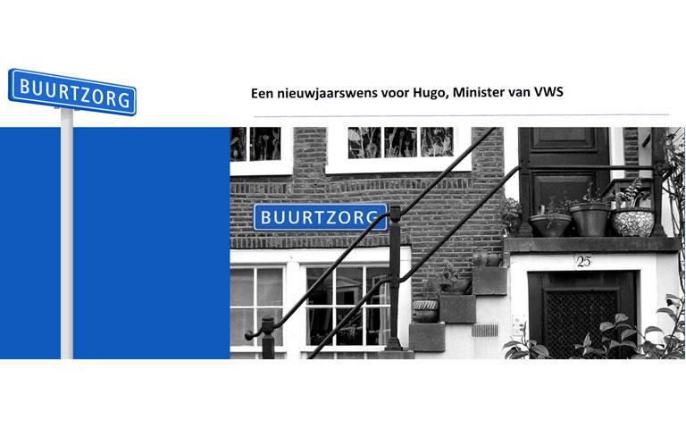 Brief en nieuwjaarswens 2020 van Jos de Blok aan minidster VWS