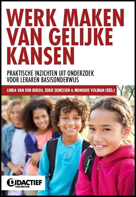 Omslag van onderwijsboek Werk maken van gelijke kansen