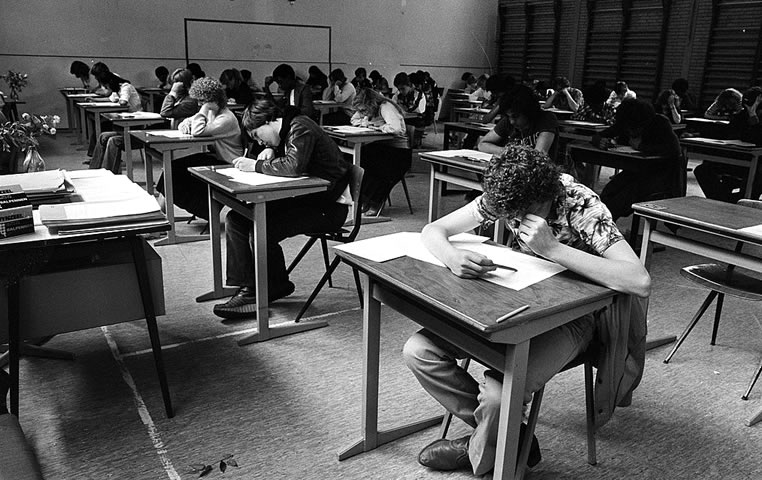 Eindexamen MAVO, 1978