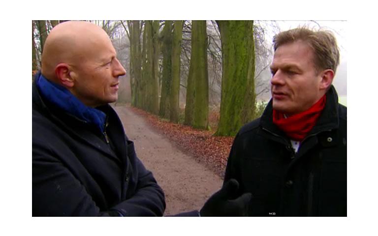 Videogesprek tussen Roderick Veelo van RTL-Z en Tweede Kamerlid Pieter Omtzigt