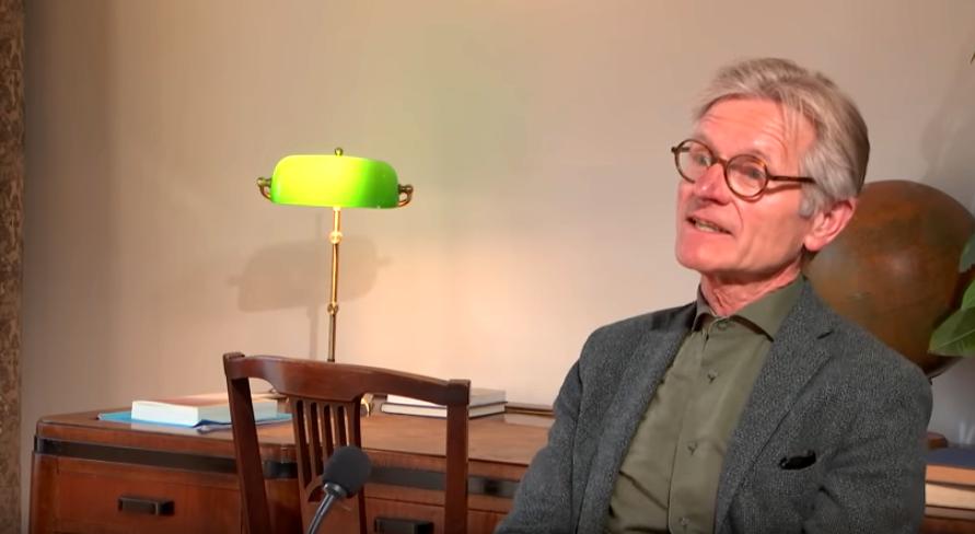 Hans Wilmink in video aan het woord over zijn nieuwe boek Voorbij boos en achteloos