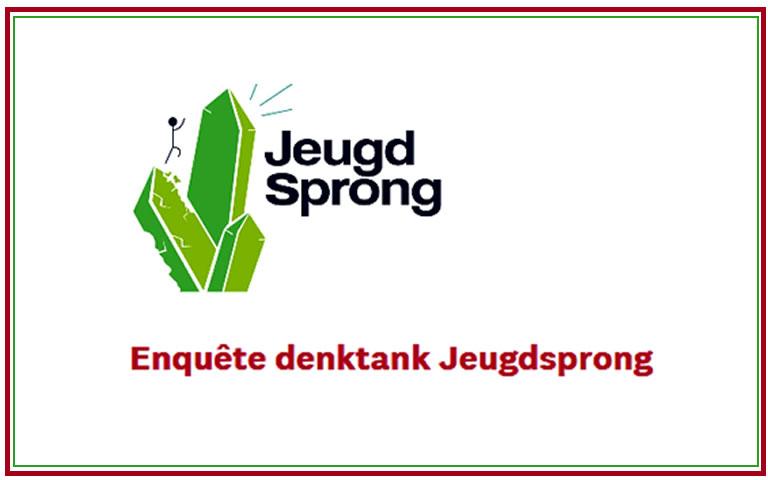 Enquête denktank Jeugdsprong