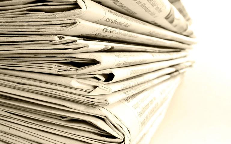 Dagbladen worden steeds uniformer. Oorzaak is duopolie op Nederlandse krantenmarkt